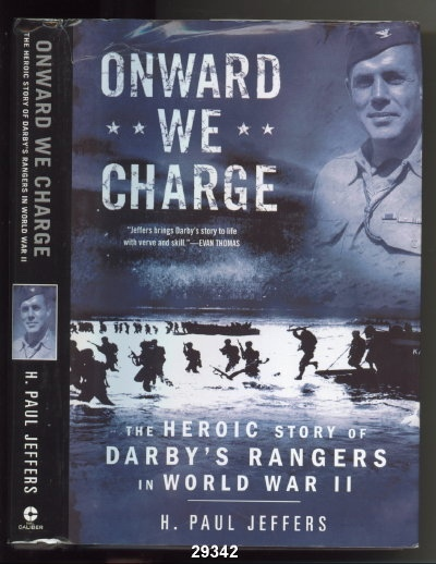 Image for Onward We Charge: The Heroic Story Of Darby's Rangers In World War II