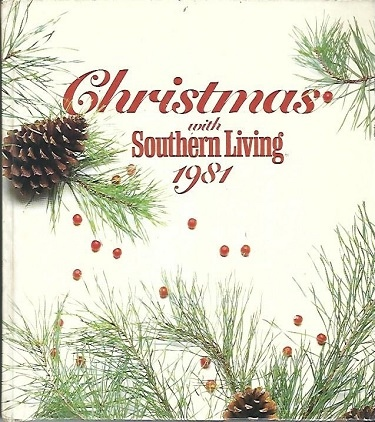 Image for Christmas With Southern Living Cookbook 1981