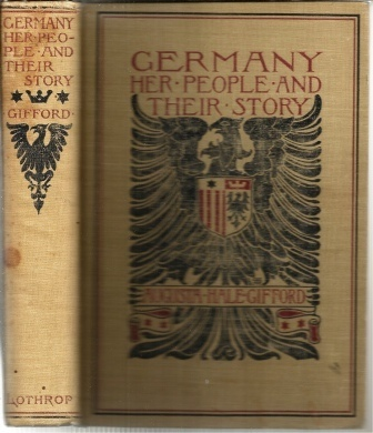 Image for Germany, Her People And Their Story