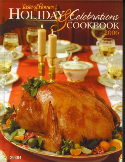 Image for Taste of Home's Holiday & Celebrations Cookbook 2006
