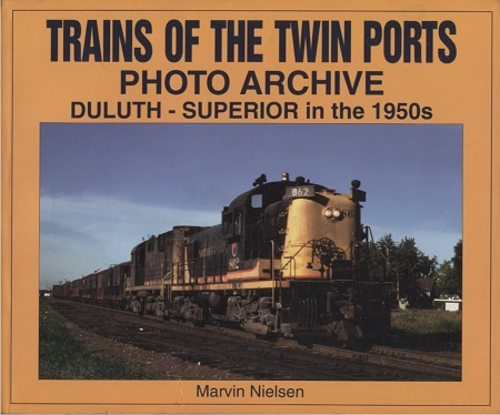 Image for Trains of the Twin Ports