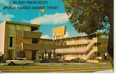 Image for On San Francisco's World Famous Market Street: Beck's Motor Lodge