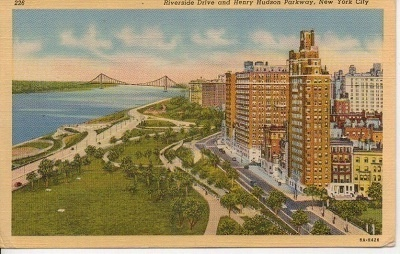 Image for Riverside Drive And Henry Hudson Parkway, New York City