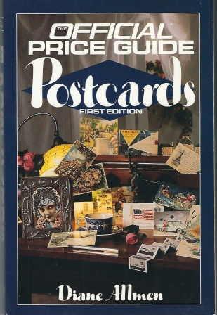 Image for Official Identification and Price Guide to Postcards