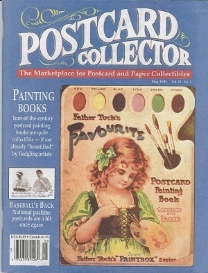 Image for Postcard Collector Magazine, Vol. 13, No. 5, May 1995 The Marketplace for Postcard and Paper Collectibles