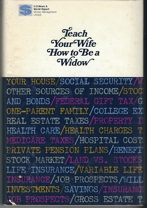 Image for Teach Your Wife How to be A Widow