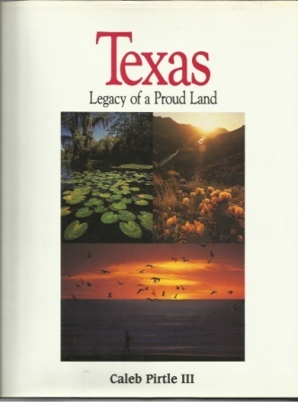 Image for Texas, Legacy Of A Proud Land