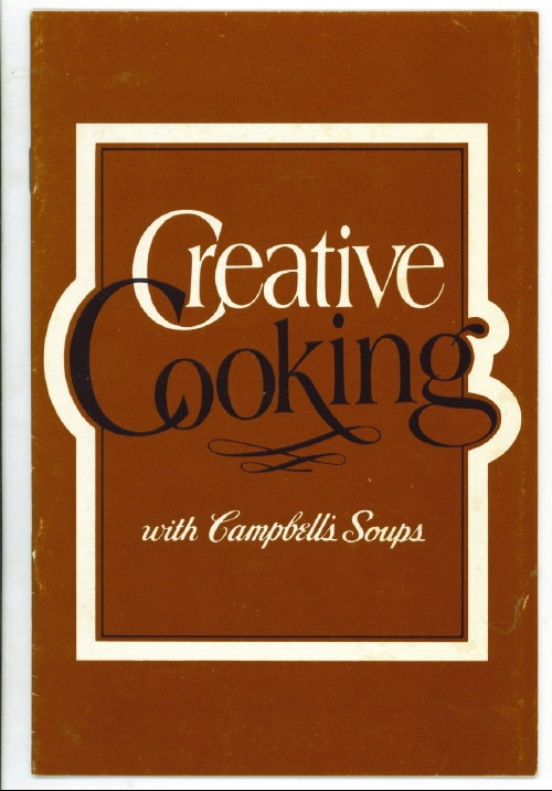 Image for Creative Cooking With Campbell's Soups
