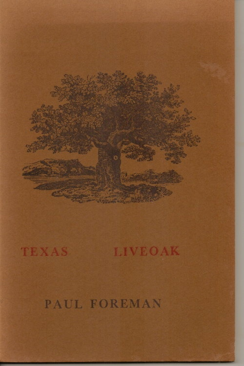 Image for Texas Liveoak