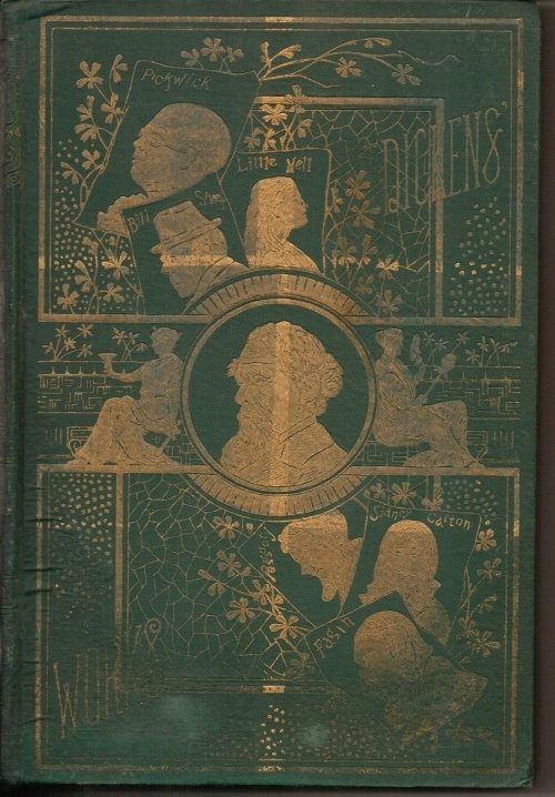 Image for The Works Of Charles Dickens, Volume IV (collier's Unabridged Edition)