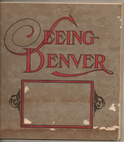 Image for Seeing Denver