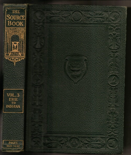 Image for The Source Book Encyclopedia Volume III