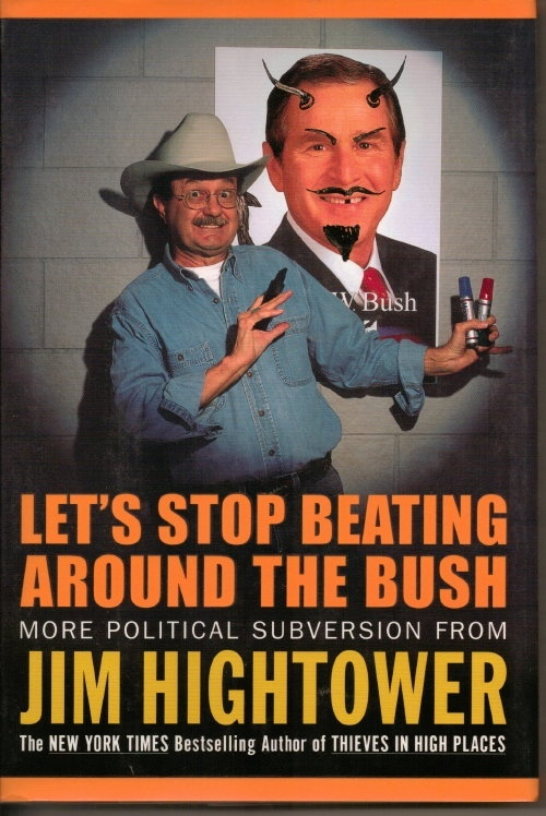 Image for Let's Stop Beating Around the Bush More Political Subversion