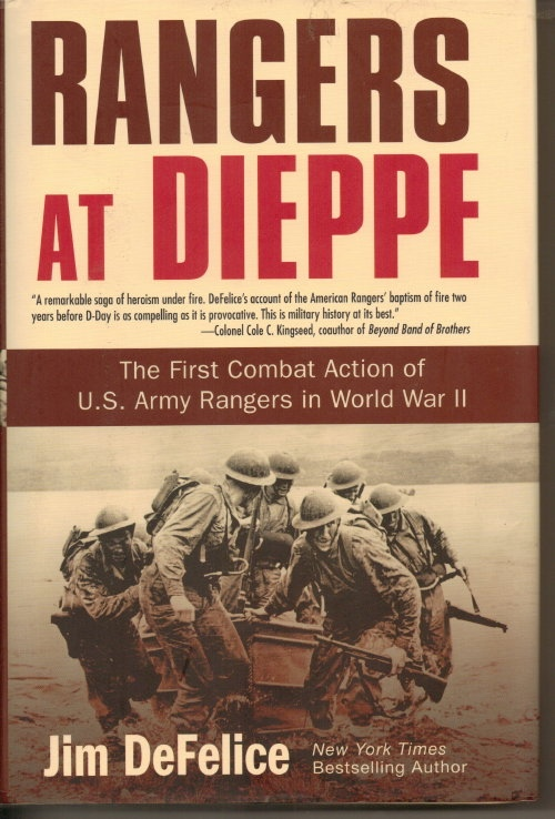 Image for Rangers at Dieppe