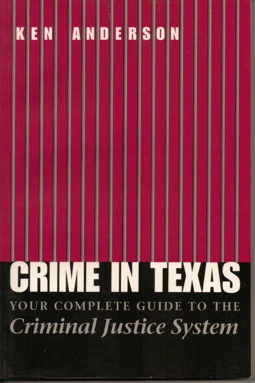 Image for Crime in Texas