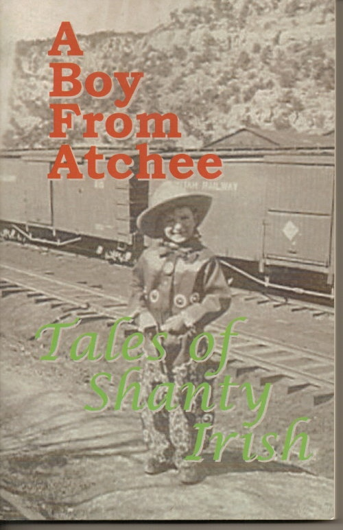 Image for A Boy From Atchee Tales of Shanty Irish