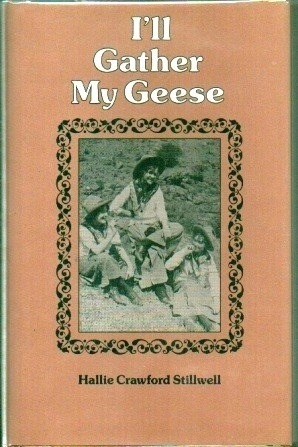 Image for I'll Gather My Geese