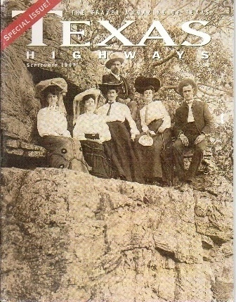 Image for Texas Highways Magazine September 1997 The Official Texas State Travel Magazine