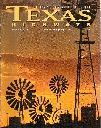 Image for Texas Highways Magazine March 2002 The Official Texas State Travel Magazine