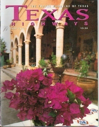 Image for Texas Highways Magazine The Official Texas State Travel Magazine May 2003