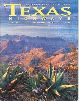 Image for Texas Highways Magazine The Official Texas State Travel Magazine May 2004