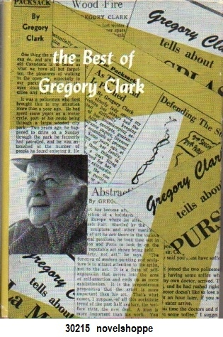 Image for The Best Of Gregory Clark