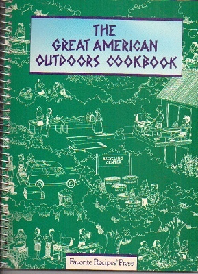 Image for The Great American Outdoors Cookbook
