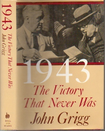 Image for 1943, The Victory That Never Was