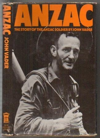 Image for Anzac: The Story Of The Anzac Soldier