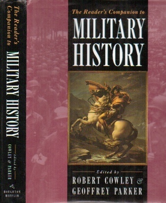 Image for The Reader's Companion to Military History