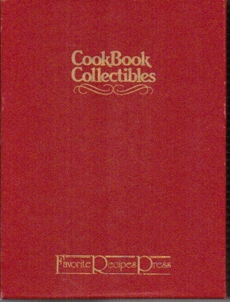 Image for Cookbook Collectibles 5 Volumes: Favorite Recipes Of Home Economics Teachers