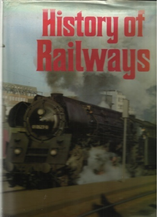 Image for History of Railways