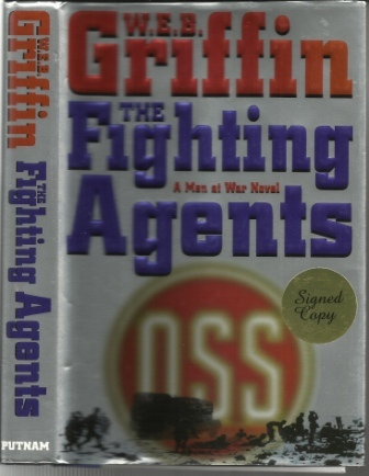 Image for The Fighting Agents, A Men At War Novel