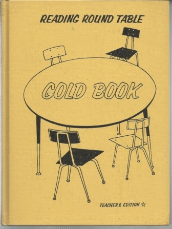 Image for Reading Round Table: Gold Book, Teacher's Edition Pre-Primer