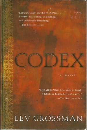 Image for Codex, A Novel