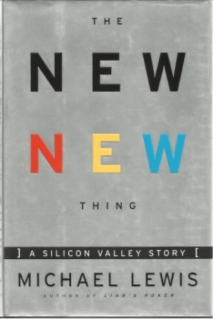 Image for The New New Thing   A Silicon Valley Story