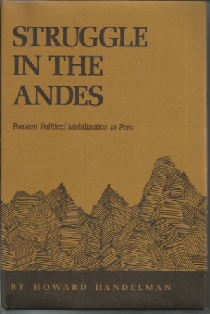 Image for Struggle in the Andes  Peasant Political Mobilization in Peru