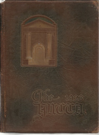 Image for The 1923 Yucca Yearbook University of North Texas At Denton