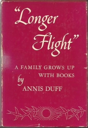 Image for Longer Flight A Family Grows Up with Books