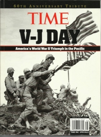 Image for Time V-J Day 60th Anniversary Tribute America's WWII Triumph in the Pacific