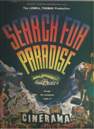 Image for Search For Paradise Through The Unmatched Magic Of Cinerama
