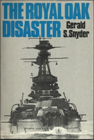 Image for The Royal Oak Disaster