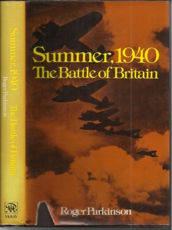 Image for Summer, 1940 The Battle of Britain