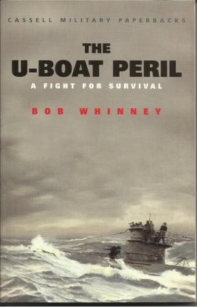Image for The U-Boat Peril  A Fight for Survival