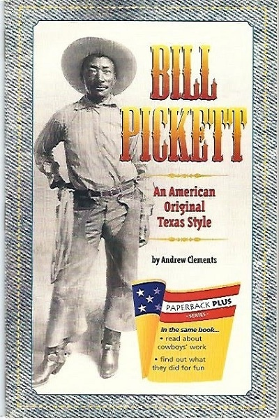 Image for Bill Pickett An American Original Texas Style