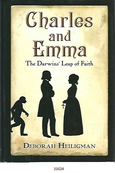 Image for Charles And Emma, The Darwins' Leap Of Faith