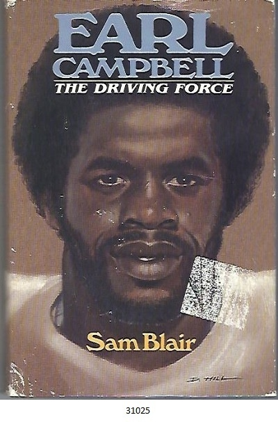 Image for Earl Campbell  The Driving Force
