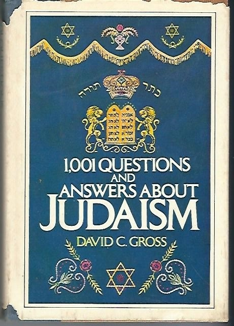 Image for 1,001 Questions and Answers About Judaism