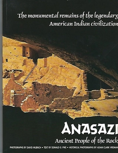Image for Anasazi  Ancient People of the Rock