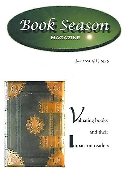 Image for Book Season Magazine June 2001, Vol. 1, No. 3